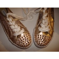 Spiked Tennis Shoes - Steve Madden